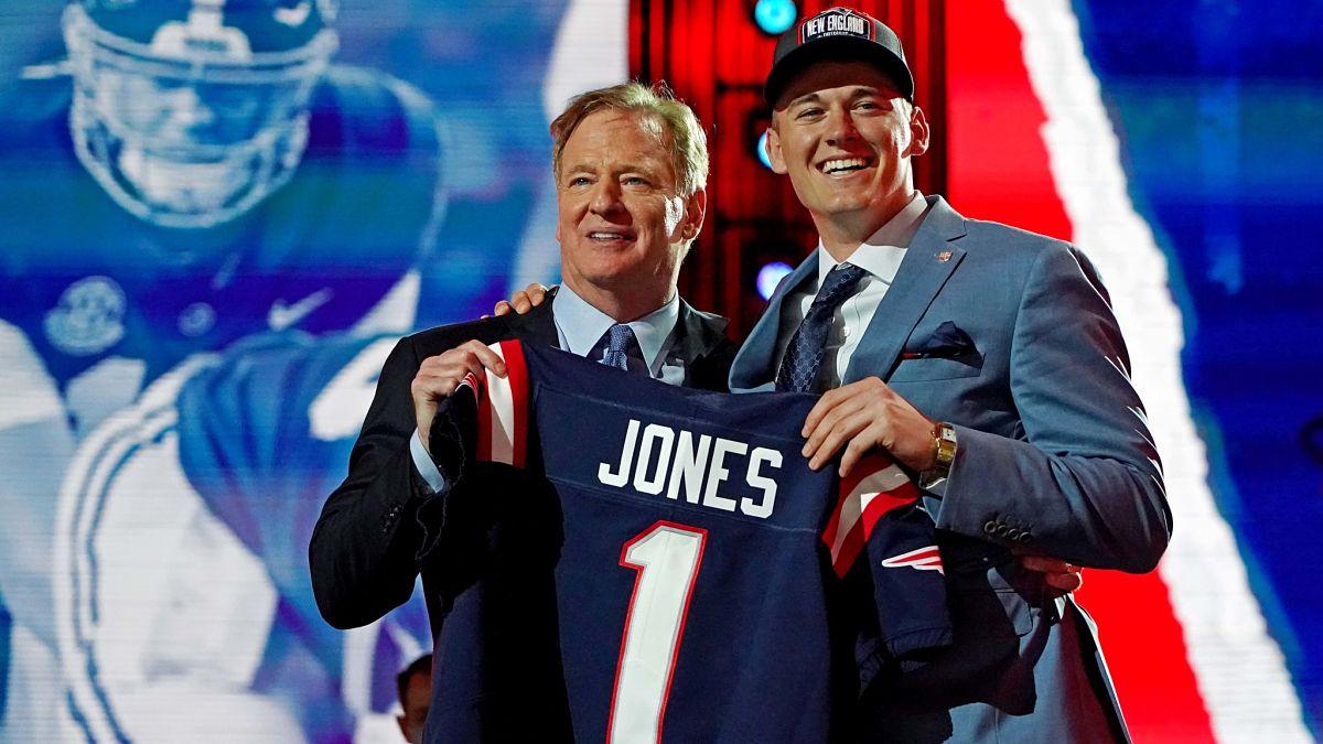 Patriots Draft Mac Jones: Watch Highlights Of New England's New QB
