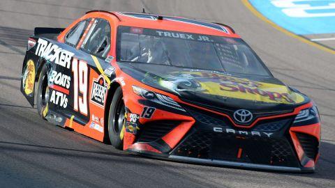 NASCAR driver Martin Truex Jr.