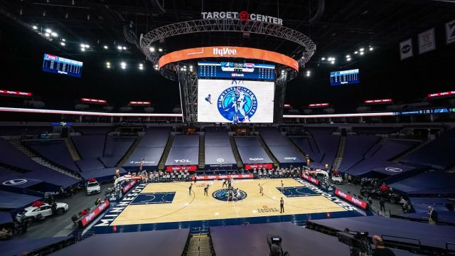 Minnesota Timberwolves Target Center