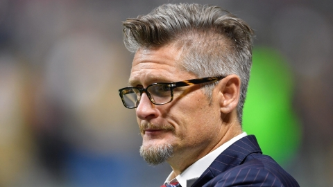 Former Atlanta Falcons general manager Thomas Dimitroff