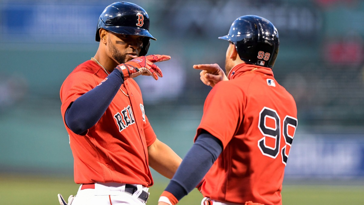 Red Sox Looking To Wrap Up Homestand With Win Over Mariners