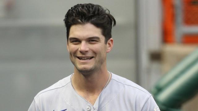 Kansas City Royals Outfielder Andrew Benintendi