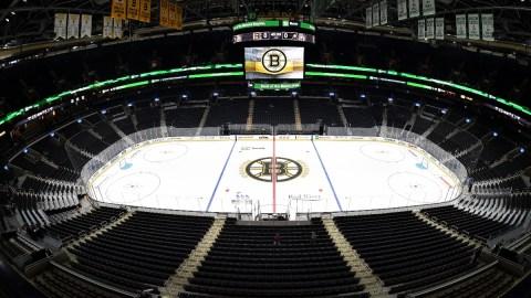 Bruins Islanders