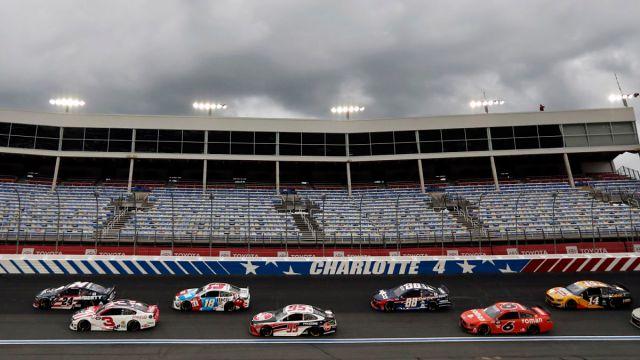 NASCAR: Coca-Cola 600