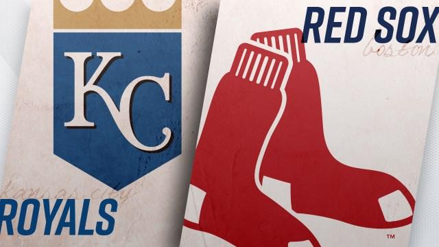 Boston Red Sox Kansas City Royals gameday matchup