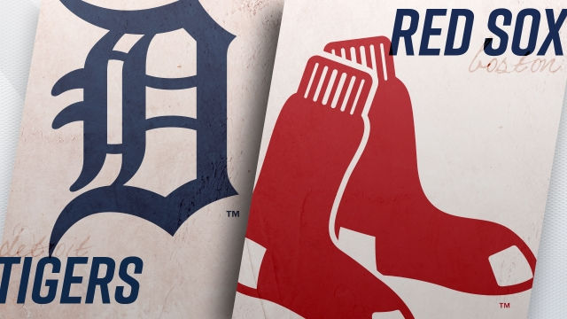 Boston Red Sox Detroit Tigers gameday matchup