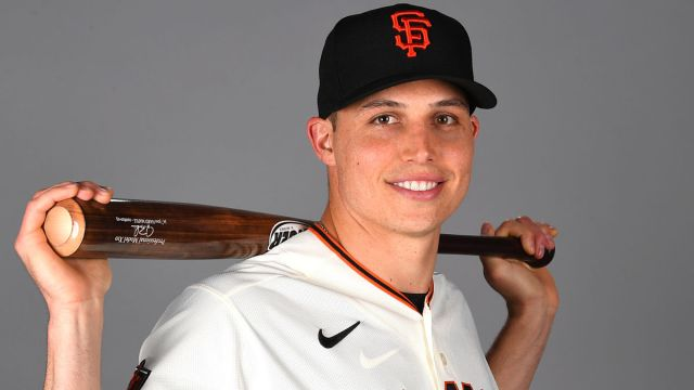 MLB: San Francisco Giants-Media Day