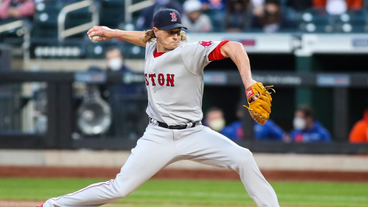 Garrett Richards Goes For Second Straight Win As Red Sox Face Rangers