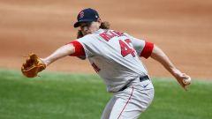 Boston Red Sox starter Garrett Richards