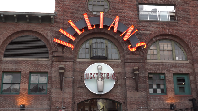 Jillians Bar