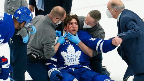 Toronto Maple Leafs captain John Tavares
