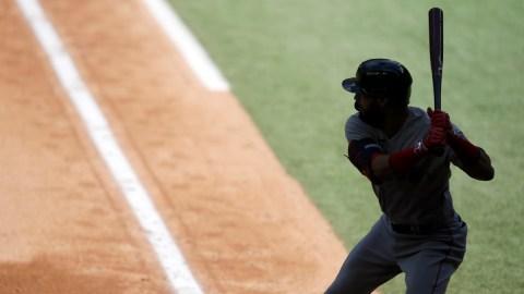 Boston Red Sox Second Baseman Marwin Gonzalez