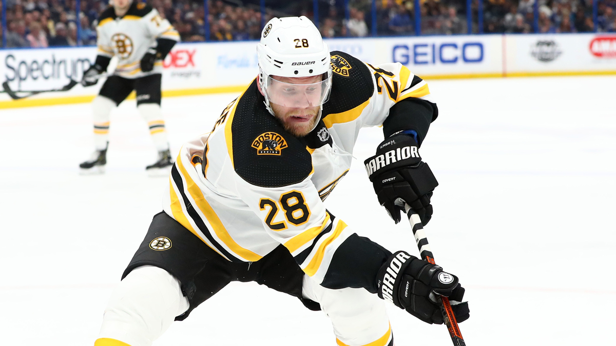 How Bruce Cassidy Thought Ondrej Kase Played Vs. Islanders Before Injury