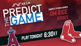 "Red Sox-Angels ""Predict the Game"""