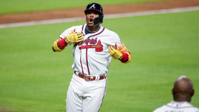Atlanta Braves Right Fielder Ronald Acuña Jr.