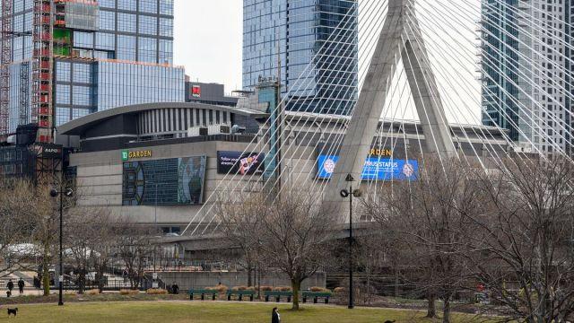 TD Garden Arena