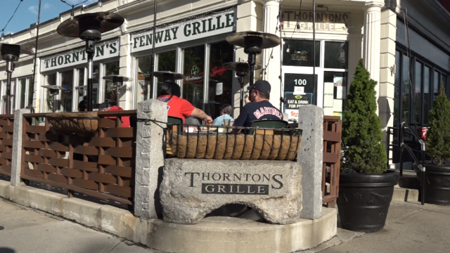 Thorntons Fenway Grille