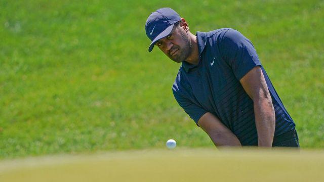 PGA Championship: Tony Finau