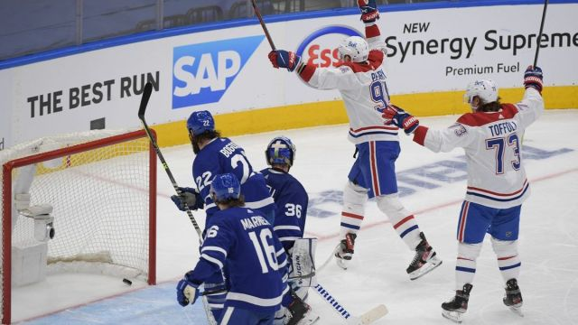 Toronto Maple Leafs, Montreal Canadiens forward Corey Perry