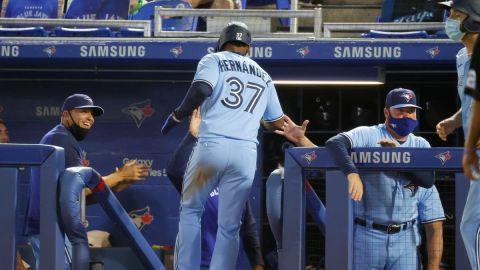 Toronto Blue Jays designated hitter Vladimir Guerrero Jr.
