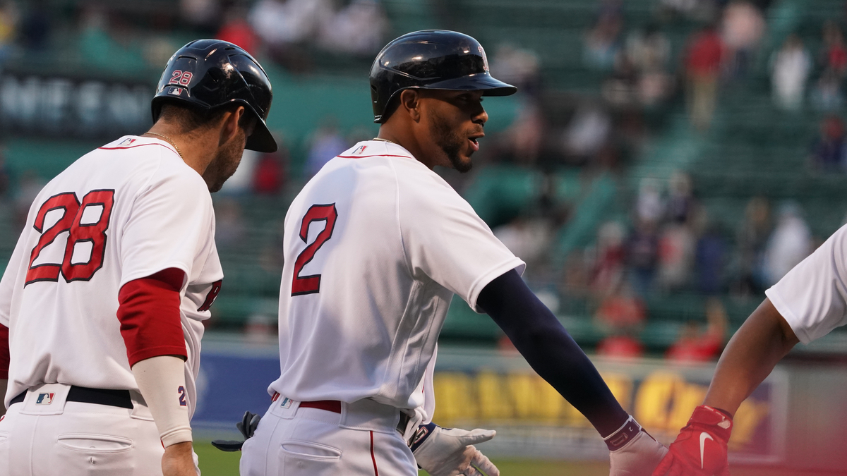 Xander Bogaerts Leading By Example In Clubhouse And On Field