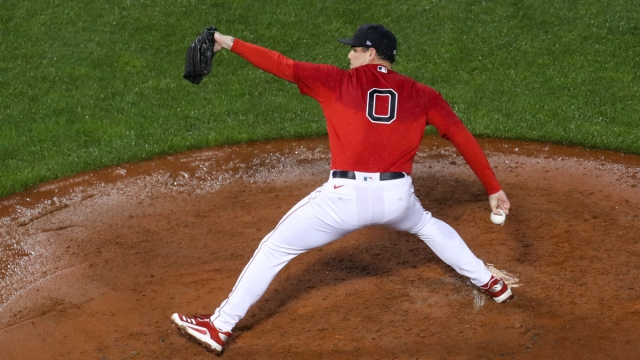 Boston Red Sox relief pitcher Adam Ottavino