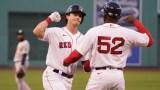 Boston Red Sox third baseman Bobby Dalbec