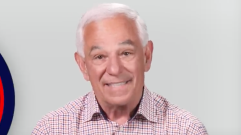 Former Boston Red Sox Manager Bobby Valentine