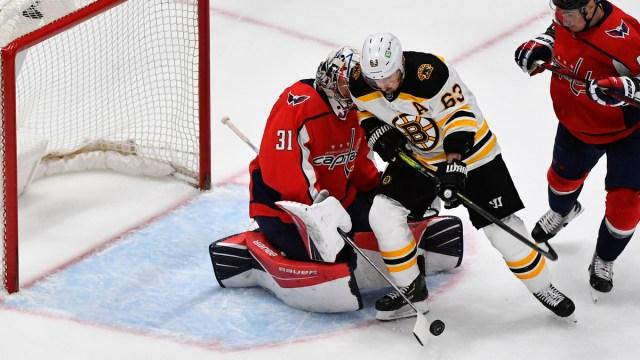 Boston Bruins center Brad Marchand