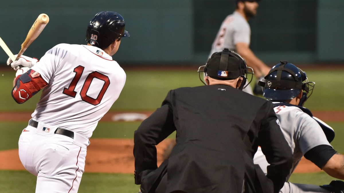 These Numbers Show How Dominant Red Sox Have Been When Offense Is Clicking