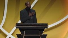 Basketball Hall of Fame Class of 2020 inductee Kevin Garnett