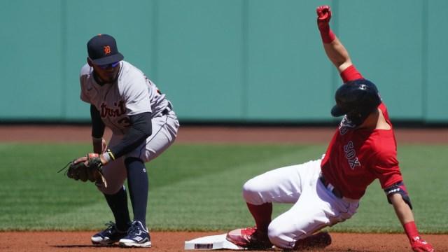 Boston Red Sox Outfielder Kiké Hernández