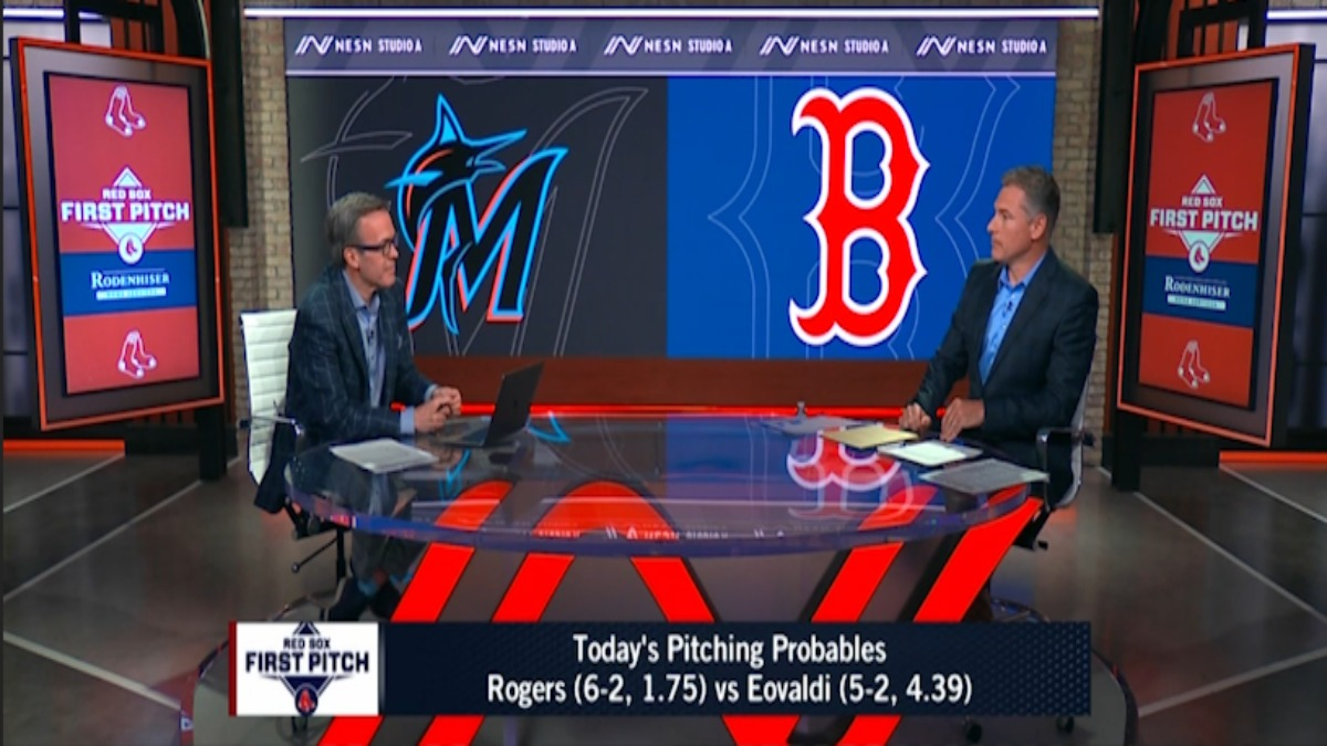 NESN's Tom Caron, Lenny DiNardo Discuss Favorite Broadcast Moments