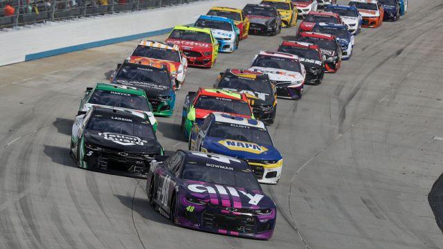NASCAR drivers