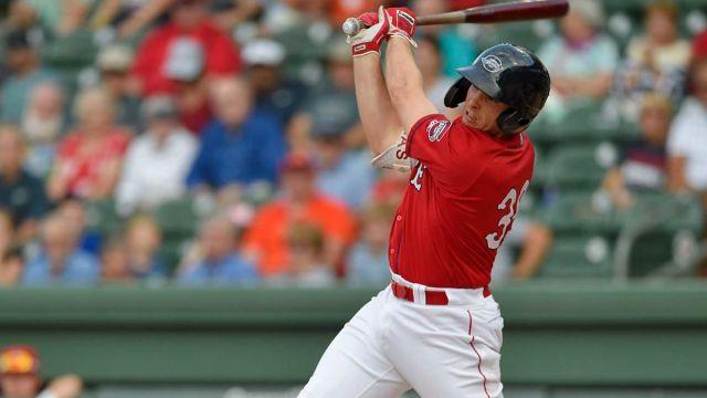 Boston Red Sox prospect Triston Casas