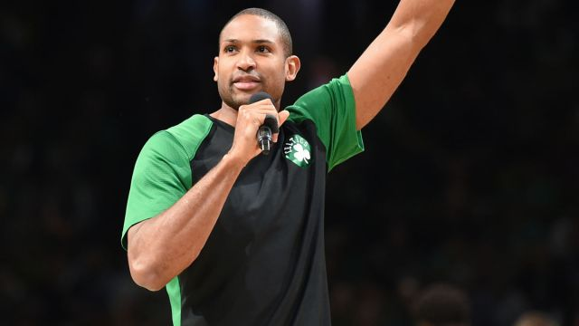 Boston Celtics forward Al Horford
