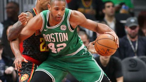 Boston Celtics big Al Horford