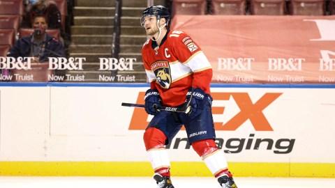 Florida Panthers Center Aleksander Barkov