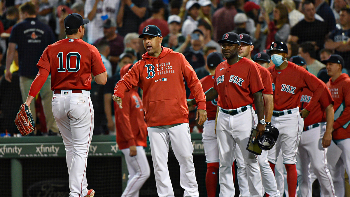 Manager Alex Cora Continues To Get Most Out Of 2021 Red Sox
