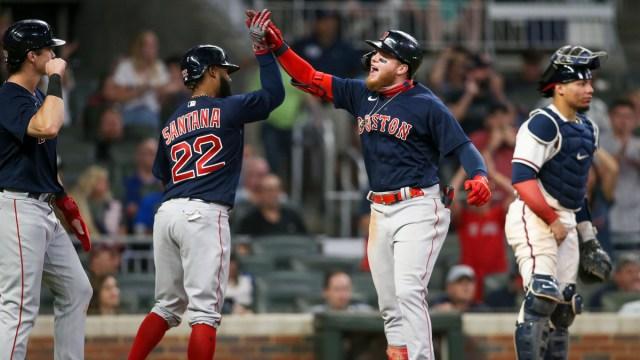Boston Red Sox Outfielder Alex Verdugo