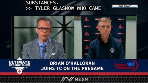 Red Sox General Manager Brian O'Halloran