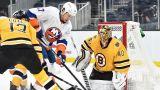 Bruins goaltender Tuukka Rask
