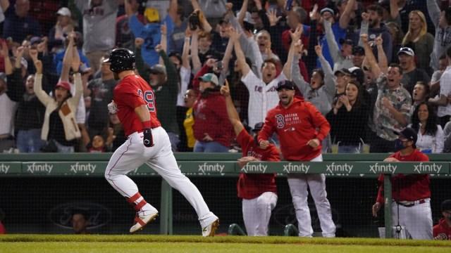 Boston Red Sox Infielder Christian Arroyo