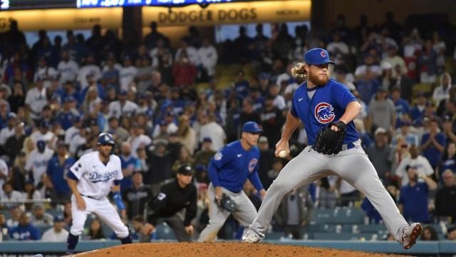 Chicago Cubs closer Craig Kimbrel