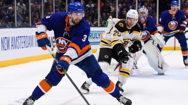 Boston Bruins Forward Curtis Lazar