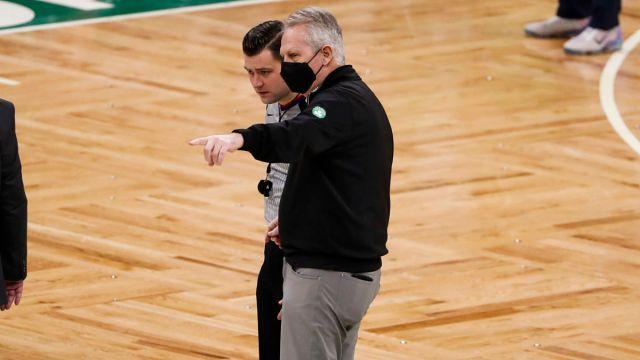 Former Celtics president Danny Ainge
