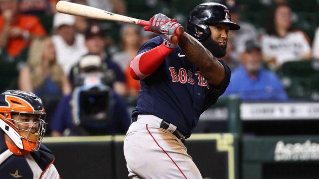 Red Sox leadoff hitter Danny Santana