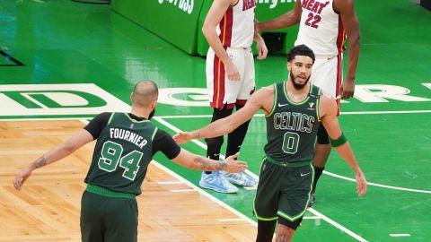 Celtics COVID: Evan Fourner, Jayson Tatum