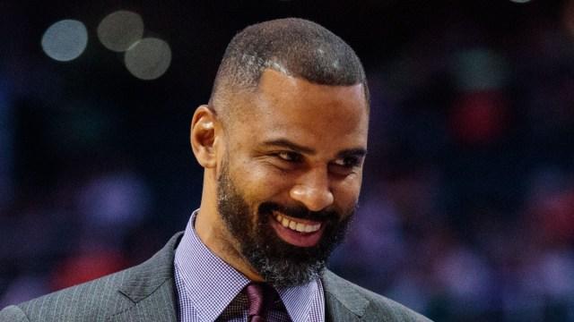 Boston Celtics Head Coach Ime Udoka