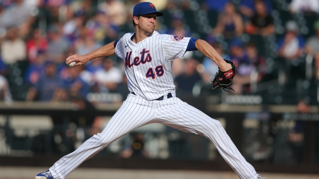 New York Mets Pitcher Jacob deGrom